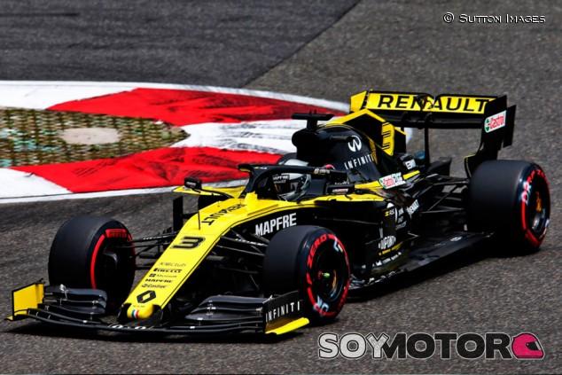 Renault en el GP de China F1 2019: Sábado - SoyMotor.com