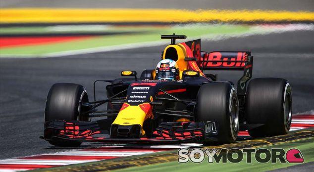 Red Bull en el GP de España F1 2017: Sábado - SoyMotor.com