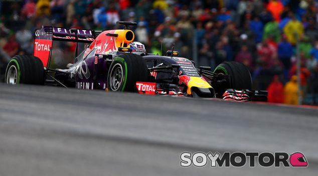 Daniel Ricciardo en Estados Unidos - LaF1
