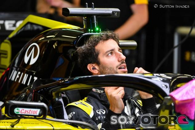 Daniel Ricciardo en el GP de Rusia F1 2019 - SoyMotor