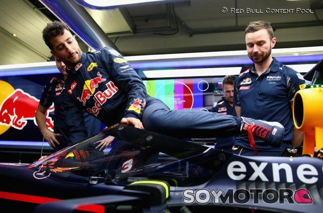 Daniel Ricciardo, hoy en Rusia - LaF1