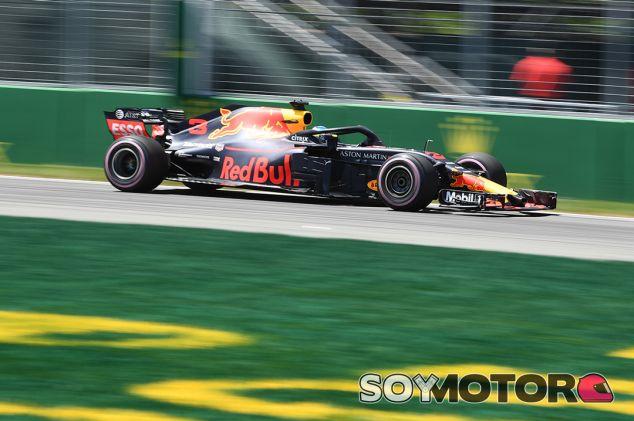 Daniel Ricciardo en Montreal - SoyMotor. com
