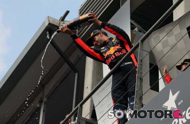 Daniel Ricciardo en Spa - SoyMotor.com
