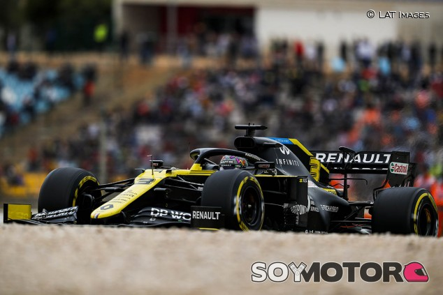 Ricciardo desvela la debilidad del Renault R.S.20 - SoyMotor.com