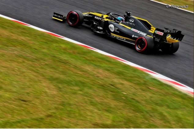 Ricciardo insta a Renault a mantener el optimismo  - SoyMotor.com