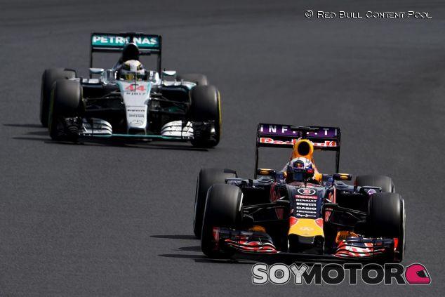 Las negociaciones entre Red Bull y Mercedes no llegaron a buen fin - LaF1