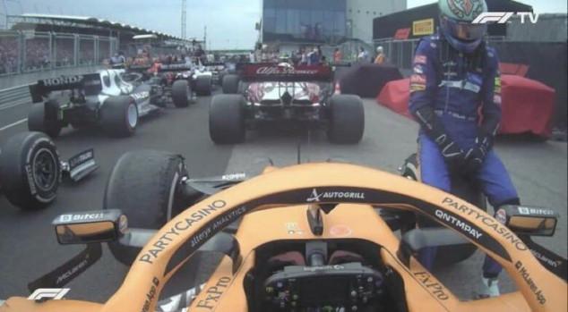 Ricciardo, abatido tras el GP de Hungría - SoyMotor.com