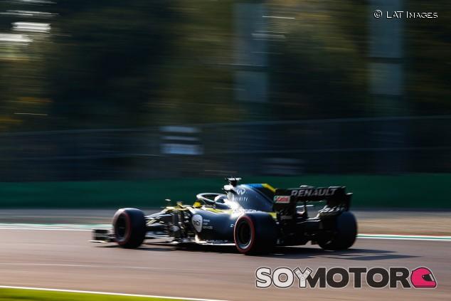 Renault en el GP de Emilia Romaña F1 2020: Sábado - SoyMotor.com