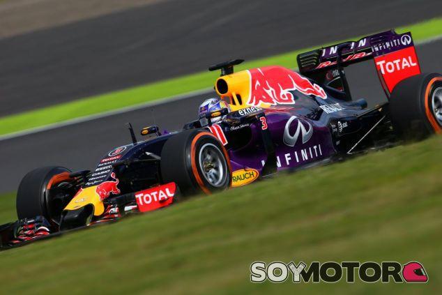 Ni Ricciardo ni Red Bull tuvieron un buen domingo en Japón, esperan mejores resultados en Sochi - LaF1