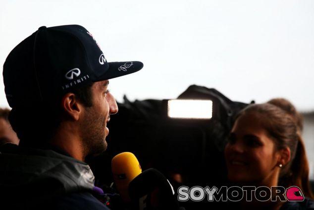 Por ahora, a Ricciardo no le preocupa que Red Bull y Ferrari no hayan alcanzado un acuerdo - LaF1