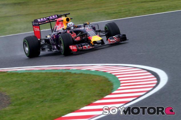 Daniel Ricciardo solo dio 11 vueltas en los libres del viernes en Japón - LaF1