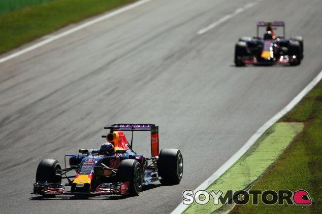 Ricciardo y Kvyat estrenaron en Monza su sexta unidad de potencia - LaF1