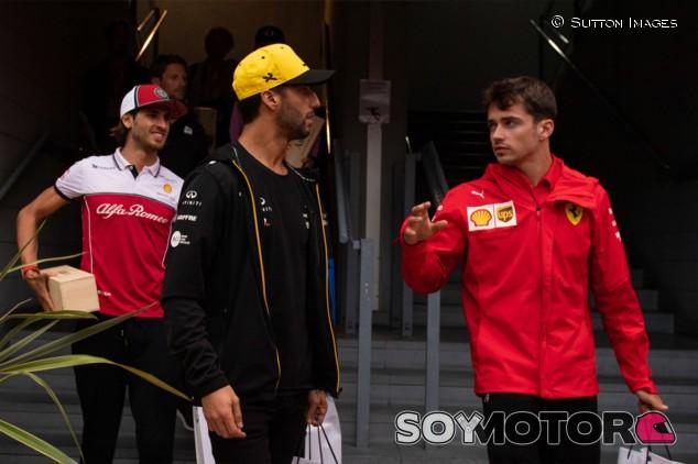 La prensa italiana pide a Ricciardo como sustituto de Vettel - SoyMotor.com