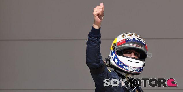 Ricciardo, durante el GP de México - LaF1