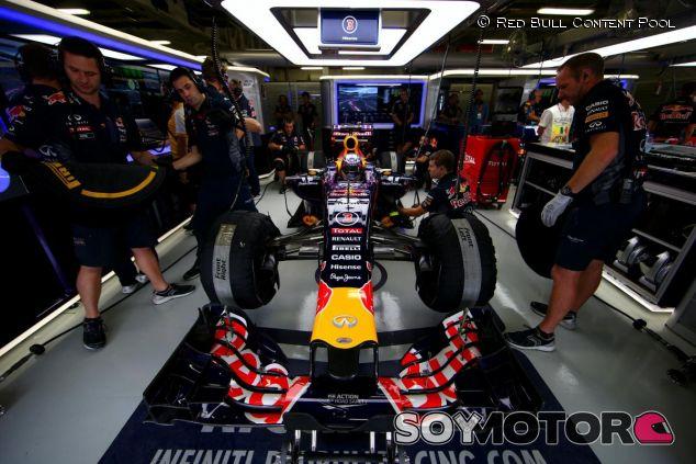 Renault podría tener la solución para la crisis de Red Bull - LaF1