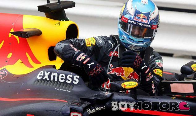 Daniel Ricciardo en Mónaco - laF1