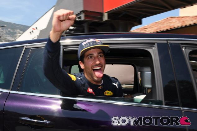 Daniel Ricciardo suma su primera Pole en Fórmula 1 - LaF1