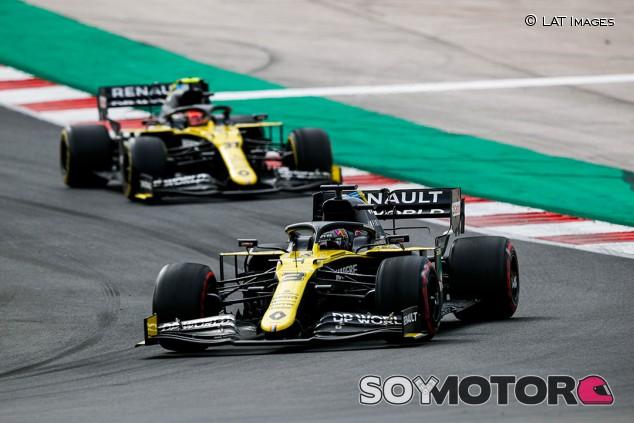 Renault en el GP de Emilia Romaña F1 2020: Previo - SoyMotor.com