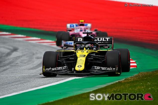 Ralf Schumacher no entiende la protesta de Renault contra Racing Point - SoyMotor.com
