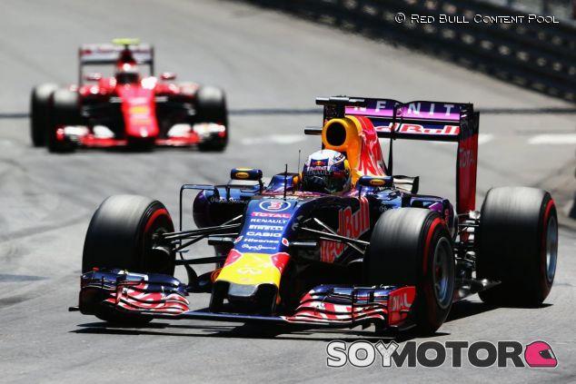 Si los acontecimientos se resuelven como parece, Red Bull y Ferrari compartirán motor en 2016 - LaF1