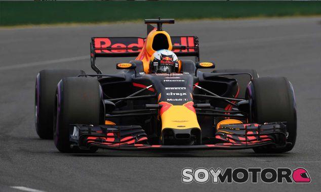 Red Bull en el GP de China F1 2017: previo - SoyMotor.com
