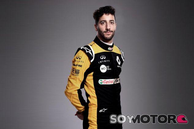 OFICIAL: Daniel Ricciardo ficha por Renault para 2019 - SoyMotor