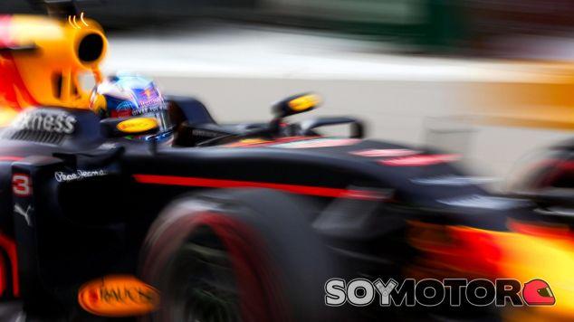 Ricciardo espera tener la oportunidad de pelear con Mercedes mañana - SoyMotor