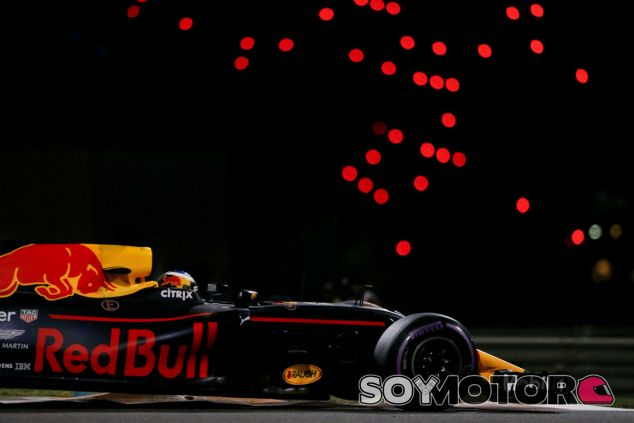 Ricciardo en Yas Marina - SoyMotor.com