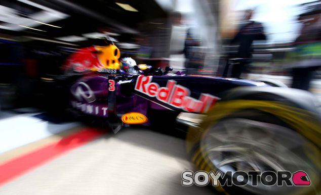 Daniel Ricciardo en el Gran Premio de Austria - LaF1
