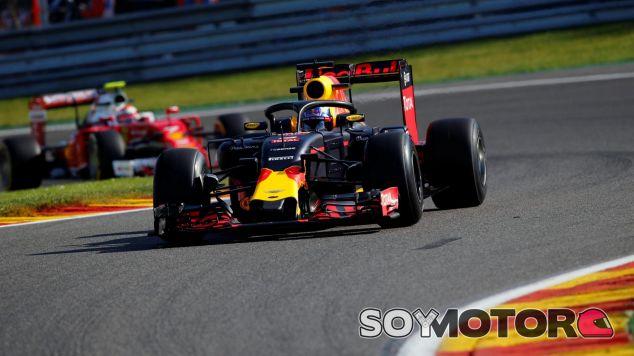 Ricciardo probó el halo en los Libres 1 - LaF1