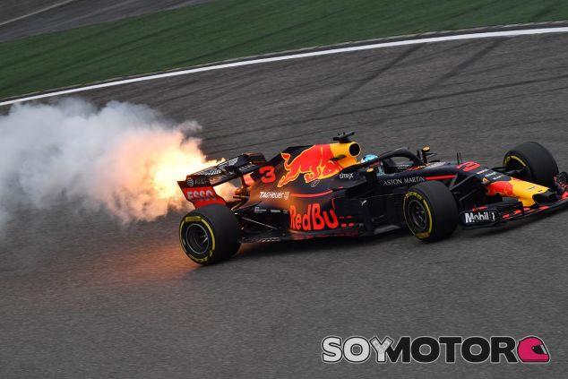 Daniel Ricciardo, con problemas en los Libres 3 - SoyMotor