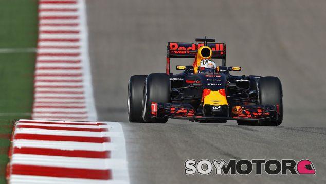 Ricciardo se resignó con la tercera posición - LaF1