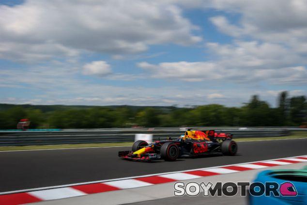 Red Bull en el GP de Hungría F1 2017: Viernes - SoyMotor.com