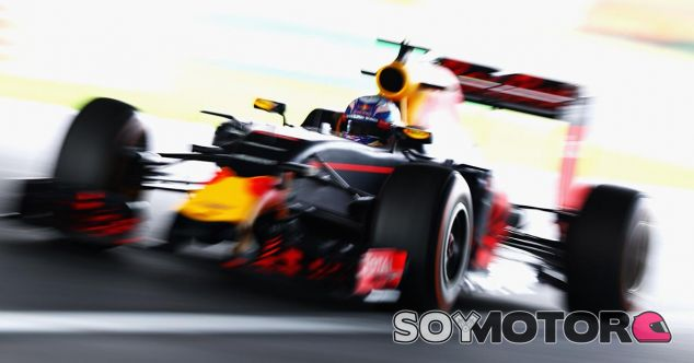 Daniel Ricciardo en Japón - LaF1