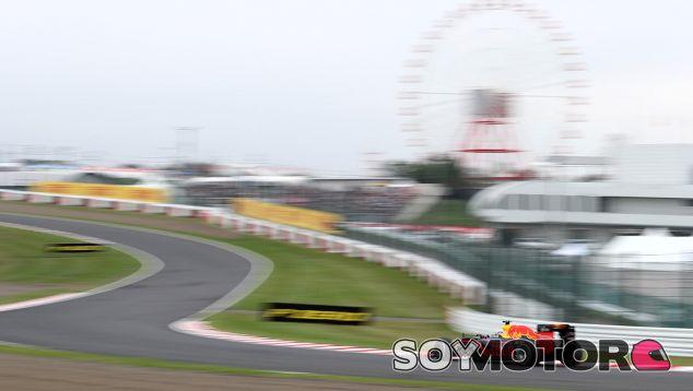 Ricciardo no pudo luchar por el podio hoy - LaF1