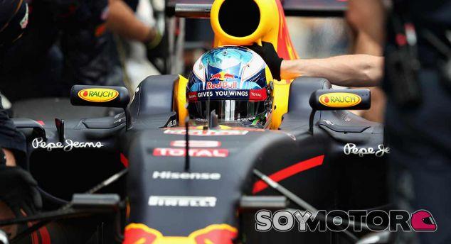 Daniel Ricciardo en Malasia - LaF1