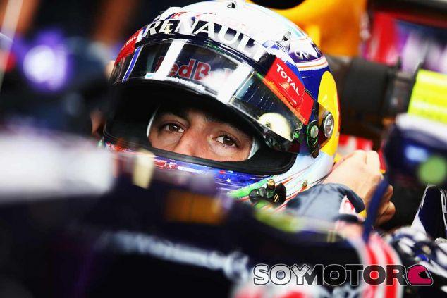 Daniel Ricciardo en Montecarlo - laF1