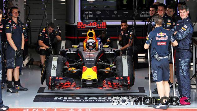 Ricciardo espera terminar la temporada con un buen resultado - SoyMotor