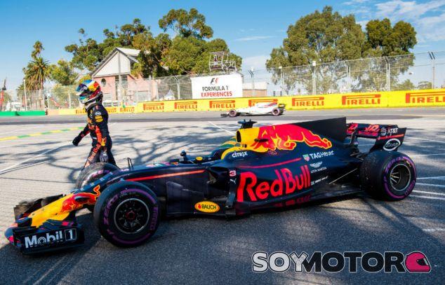 """Ricciardo: """"Esto es todo lo mal que se puede hacer"""" - SoyMotor"""