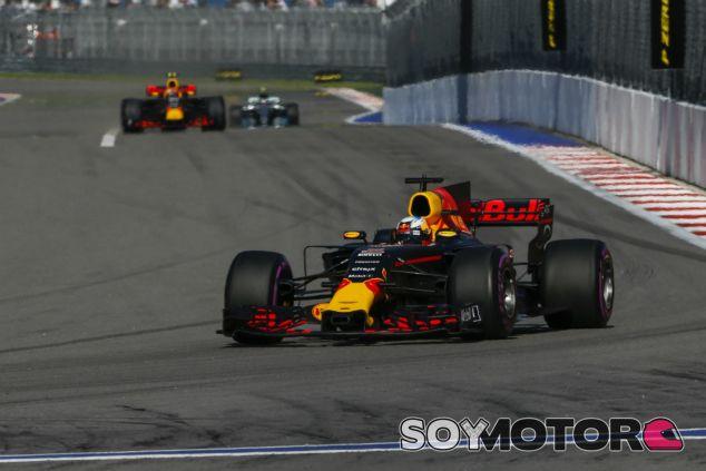 Red Bull en el GP de España F1 2017: Previo - SoyMotor