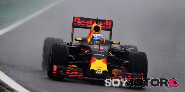 Ricciardo, durante el GP de Brasil - LaF1