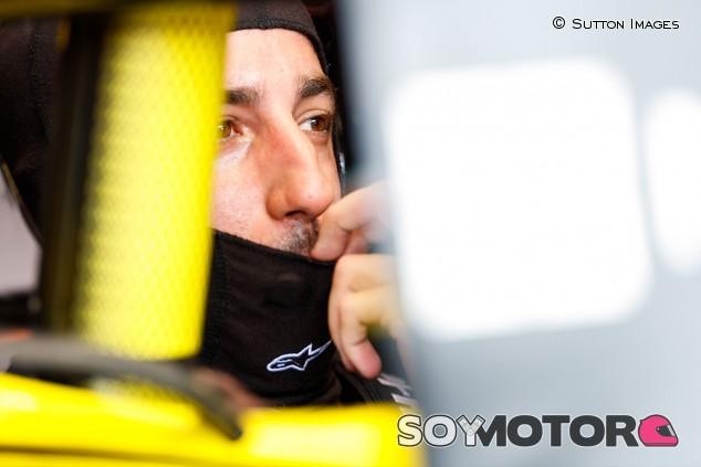 """Ricciardo sueña con podios: """"México me debe una, si lloviera..."""" - SoyMotor.com"""