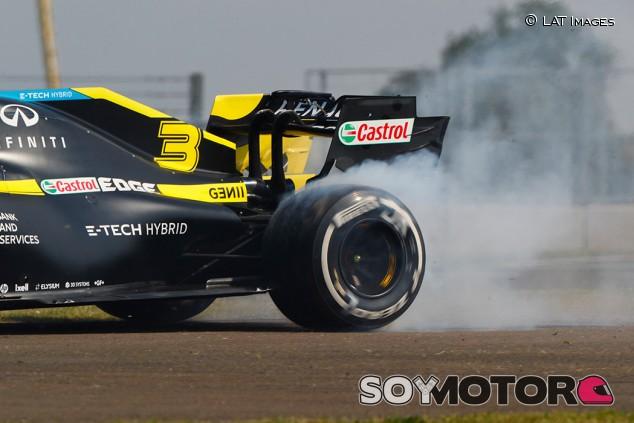 """Ricciardo llama a su error en Silverstone un trompo """"a lo Vettel"""" - SoyMotor.com"""