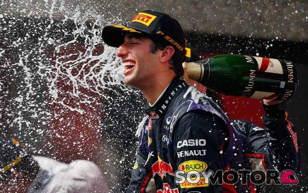 Red Bull podría anunciar la renovación de Ricciardo en Austria - LaF1.es