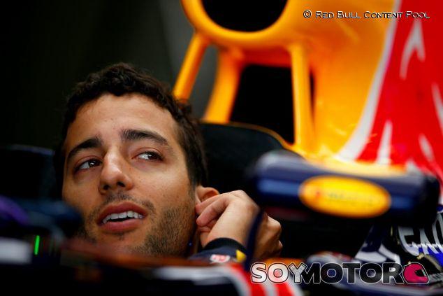 Daniel Ricciardo subido en el Red Bull, ¿lo estará también en 2016? - LaF1