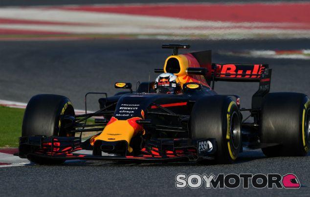 """Ricciardo: """"Sería increíble ganar una carrera aquí"""" - SoyMotor"""