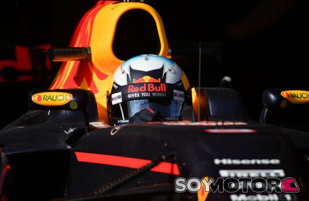 """Ricciardo: """"Haré lo que pueda, pero no espero ser Campeón en 2017"""" - SoyMotor"""