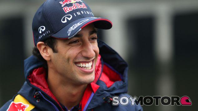 Daniel Ricciardo quiere correr ante el mejor Sebastian Vettel - LaF1.es