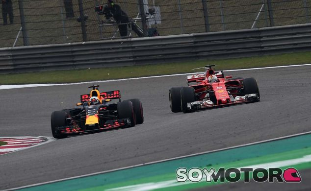 """Vettel compara la F1 con el fútbol: """"No todos los partidos son buenos"""" - SoyMotor.com"""