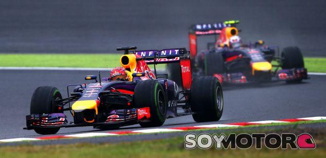 """Vettel: """"Todo lo que ha pasado en la carrera es secundario hoy"""" - LaF1.es"""